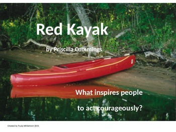 Red Kayak Vocabuary PPT