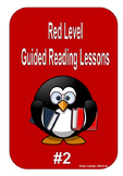 Red Level Guided Reading Lessons #2 - PM Series - L3