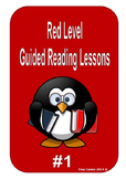 Red Level Guided Reading Lessons #1 - PM Series - L3