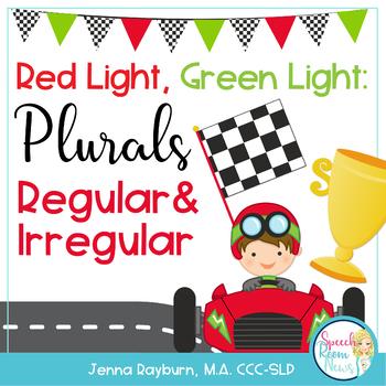 Red Light, Green Light: Regular and Irregular Plurals