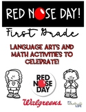 Red Nose Day Children's Activities (1st Grade)