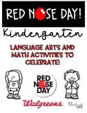 Red Nose Day Children's Activities (Kinder)