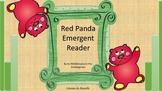Red Panda Emergent Reader