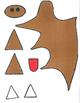 Red Pants Writing: Brown Bat Visual Art Sequence & Worksheets