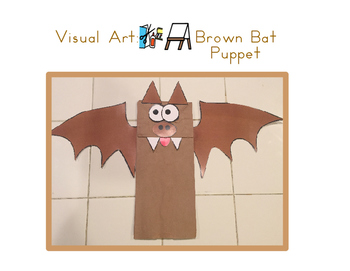 Red Pants Writing: Brown Bat Visual Art Sequence & Worksheets