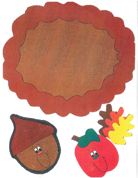 Red Pants Writing: Cornucopia Visual Art Sequence & Worksheets