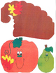 Red Pants Writing: Cornucopia Visual Art Sequence & Worksheets