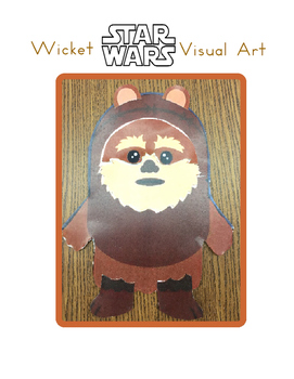 Red Pants Writing: Wicket Visual Art Sequence & Worksheets