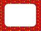 Red Polka Dot Signs