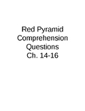 Red Pyramid Ch 14-16 Comprehension slides