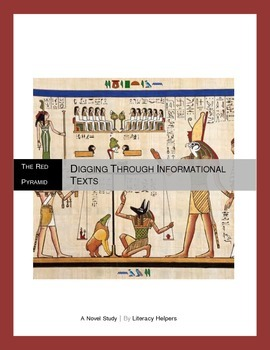 Red Pyramid Informational Text Full Unit
