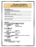 Red Pyramid Quiz Chapters 1-10