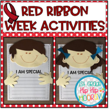 Red Ribbon Activities and Craft