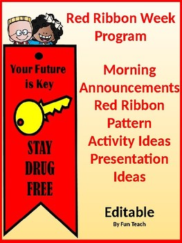 Red Ribbon Drug Prevention Activities