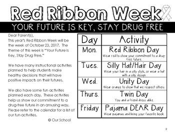 Red Ribbon Week 2017