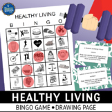 Red Ribbon Week Bingo