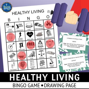 image regarding Printable Substance Abuse Quiz known as Drug Information Bingo by means of The Brighter Rewriter Academics Shell out