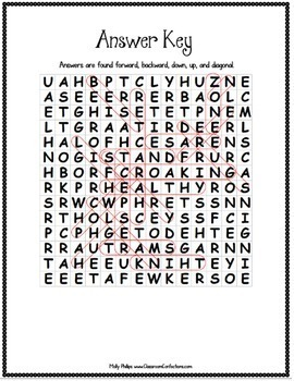 Drug Free Activity: Drug Free Word Search: Fun for Red Ribbon Week