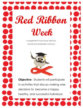 Red Ribbon Week (5 Lessons)