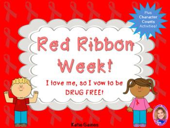 Red Ribbon Week Activities!