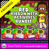 Red Ribbon Week Activities 2019 BUNDLE