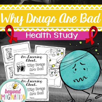Drugs and Alcohol Activities for Red Ribbon Week