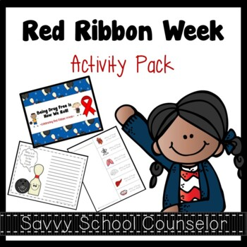 Red Ribbon Week Activity Pack