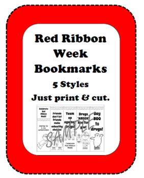 Red ribbon week giveaways