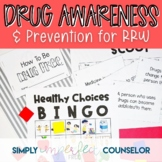 Red Ribbon Week: Pledge, Announcements & Games