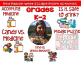 Red Ribbon Week Escape Room