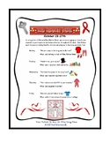 "Red Ribbon Week Flyer 2017 ""Your Future is Key, so Stay Dr"