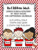 Red Ribbon Week Lesson Plans and Activities Kinder-5th