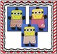 Red Ribbon Week Minions Craft Project- Print and Make