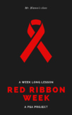 Red Ribbon Week PSA project
