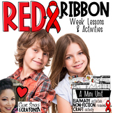 Red Ribbon Week Lesson and Activities