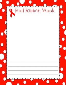 Red Ribbon Week Templates