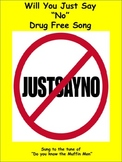 "Red Ribbon Week ""Will You Just Say No!"" Song"