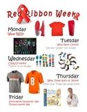Red Ribbon Week banner