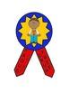 Red Ribbon WeekDrug Prevention Badge
