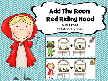Red Riding Hood Add The Room