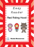 Red Riding Hood Easy Reader Guided Reading Kit Fairy Tales