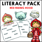 Red Riding Hood Fairy Tale Activity Pack