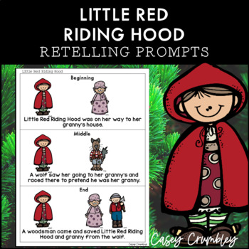 Red Riding Hood Retelling