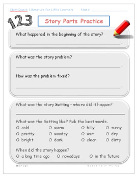 Red Riding Hood - Study Guide