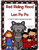 Red Riding Hood and Lon Po Po: A Comparative Book Study