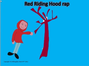 Red Riding Hood song /simple rap video mp3s