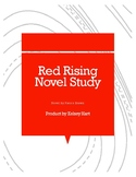 Red Rising Interactive Notebook Novel Study