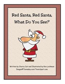 Red Santa, Red Santa Read Aloud