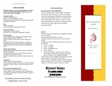 """Red Scarf Girl   """"Menu"""" Style Differentiated Project"""