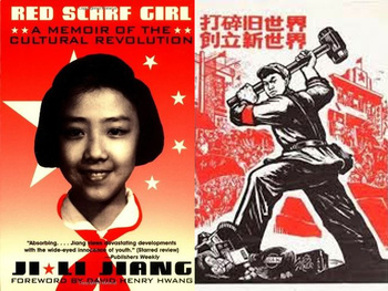Red Scarf Girl Novel Unit (History of China Power Points)